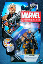 MARVEL UNIVERSE CABLE X MEN FORCE FACTOR MUTANTS NATHAN SUMMERS LEGENDS VARIANT