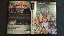 Tales of the Abyss (Sony PlayStation 2, 2006), COMPLETE