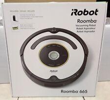 iRobot Roomba 665 Vacuum Cleaner The Vacuuming Robot Automatic Adaptive Sealed