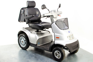 TGA Breeze S4 Used Mobility Scooter 8mph Large All-Terrain Road Legal Off-Road