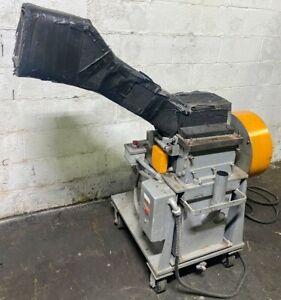 BELOIT 7.5HP PLASTICS GRANULATOR