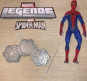 "Marvel Legends Walmart Movie Exclusive 6"" Figure The Amazing Spiderman Garfield"