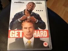 Get Hard [DVD] Alison Brie, Kevin Hart, Will Ferrell . Comedy classic + gag reel
