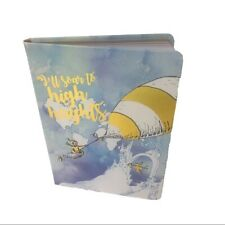 Dr. Seuss 'I'll Soar To High Heights' Journal Oh The places you'll go Graduation