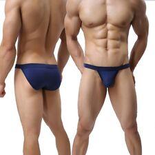 Sexy Model Men Thong & G-string Briefs Underwear Hot Buttocks Male Underpants
