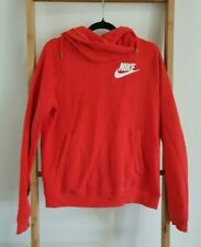 Nike red hoodie women's active wear - size Small