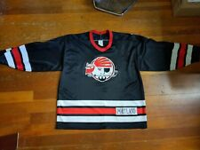 LT-4XLT Thunderbirds New Portland Pirates AHL Hockey Mens Polo XS-6XL