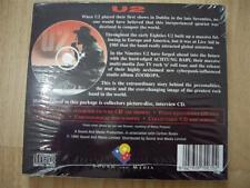 U2 INTERVIEW DISC & FULLY ILLUSTRATED BOOK