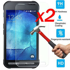 2pc 9H Premium Tempered Glass Screen Protector For Samsung Galaxy Xcover 4 G390F