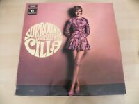CILLA BLACK SURROUND YOURSELF WITH CILLA  BLACK SILVER  LABEL VINYL ALBUM