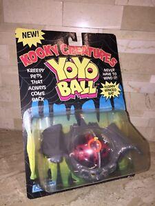 KOOKY CREATURES YOYO BALL FLOPPY WINGED BAT