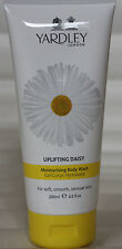 Yardley London Uplifting Daisy Moisturising Body Wash -200ml - Brand New