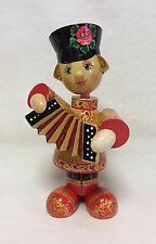 Russian Matryoshka - Handmade Linden Wood Doll - Boy Vanya Medium #2