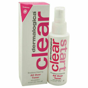 Dermalogica Breakout Clearing All Over Toner 4oz EXP 3/2021 NEW