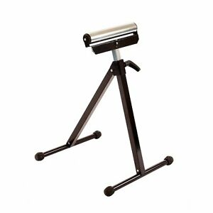 NEW! Telescopic Adjustable Heavy Duty Roller Stand Work Bench