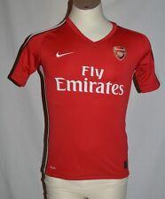 """Trikot von Arsenal London, Saison 2008-2010 Größe 152, Nike, #4 """"FABREGAS"""""""
