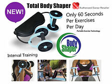 Danoz Total Body Shaper + WARRANTY✓ PORTABLE✓ AUTHENTIC✓ Only 60 Seconds Per Day