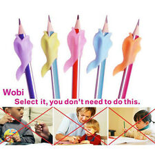 5pcs Students Stationery Pencil Holding Practice Correcting Pen Postures Grip