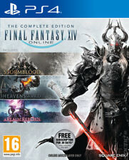 Final Fantasy XIV Online: The Complete Edition (PS4) VideoGames