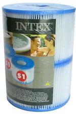 Intex 29001 cartuccia filtro spa per pompa pulizia piscina idromassaggio - Rotex
