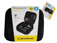 Scosche GoPro Case for Digital Camera and Accessories Padded Soft Bag