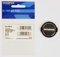 OLYMPUS bouchon avant objectif LC-40,5 40,5mm