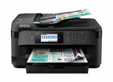 Epson Workforce WF-7710DWF Inkjet Printer