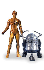 STAR Wars 30th ANNIVERSARIO COLLEZIONE Concept r2-d2 & c-3po Action Figure