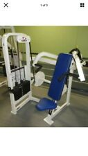 Cybex Shoulder Press.bodybuilding Commerical Gym Use Heavy Duty