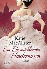 Eine Ehe mit kleinen Hindernissen von Katie MacAlister (2014, Taschenbuch)