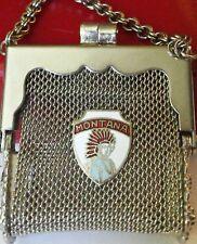 Vintage Montana Key Chain