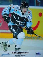 258 Max Lingemann Hamburg Freezers DEL 2006-07