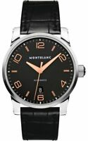 110337 Brand New MontBlanc TimeWalker 42mm Date Automatic Men's Watch