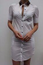 Vestiti da donna camicia fantasia nessuna fantasia con colletto