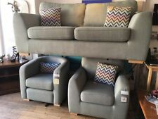 Fabric Living Room Solid DFS Sofas