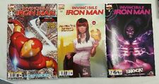 IRON MAN n°1/3 - Nuovissima Marvel - Panini Comics