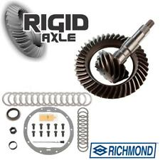 "3.90 Genuine Richmond Ring Pinion Gear Set w/ Install Kit GM Chevy 8.5"" 10 Bolt"
