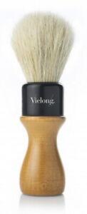 Shaving Brush Vie-Long Spain American Style Horse Hair 24mm Wooden Handle