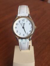 LIMIT Ladies white strap watch