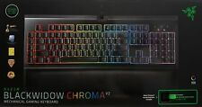Razer BlackWidow Chroma V2 Gaming UK Disposition Clavier