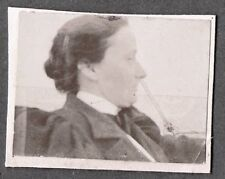 VINTAGE 1897 PHOTOGRAPH STRATFORD CONNECTICUT VICTORIAN WOMAN SAILBOAT OLD PHOTO