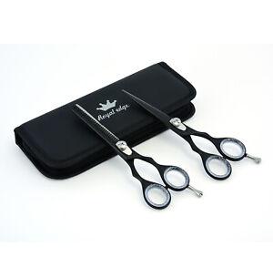 Professional Salon Hair Cutting Thinning Scissors Barber Shears Hairdressing Set
