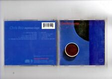 CHRIS REA - ESPRESSO LOGIC - CD