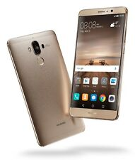 Smartphone Huawei Mate 9 MHA-L29 - 64 Go -  (Dual SIM) Marron Mocha  neuf