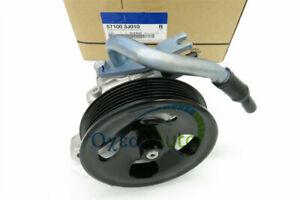 OEM Power Steering Pump 57100-3j010 For 2007-2012 Hyundai Veracruz NEW
