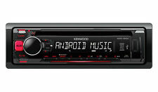 Kenwood Car Audio In-Dash CD Players