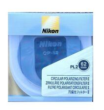 Nikon 62mm Circular Polarizer II Multi-Coated Glass Filter, London