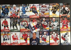 2008-09 Ultra Rookie Lot (22) Giroux Wheeler Turris etc... Ice Hockey