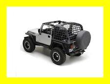 Smittybilt 521035 Black C-RES Cargo Net Restraint System 92-95 Jeep Wrangler YJ