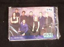 CSI: Las Vegas Series 2   Promo Card Set   Only 999 Sets Made